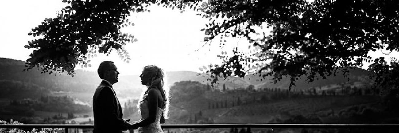 Wedding Photography in Tuscany - San Gimignano with Giacomo and Irene