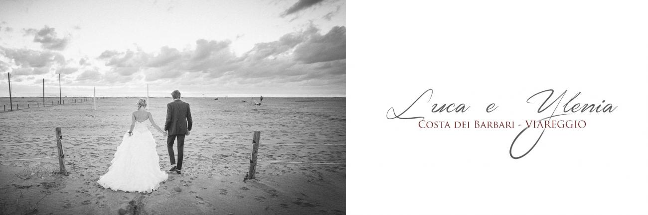 Luca e Ylenia - Wedding by the sea in Tuscany