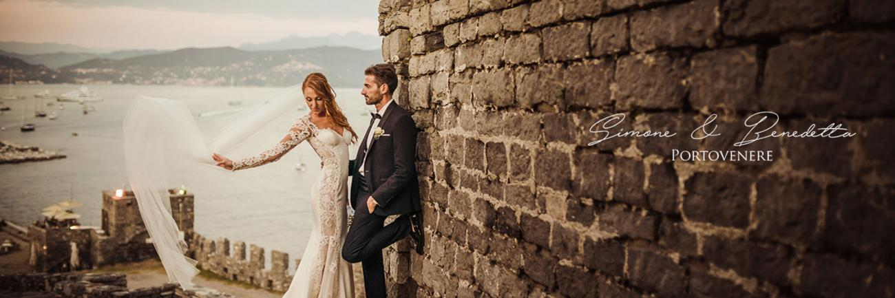 Elegant Wedding in Porto Venere