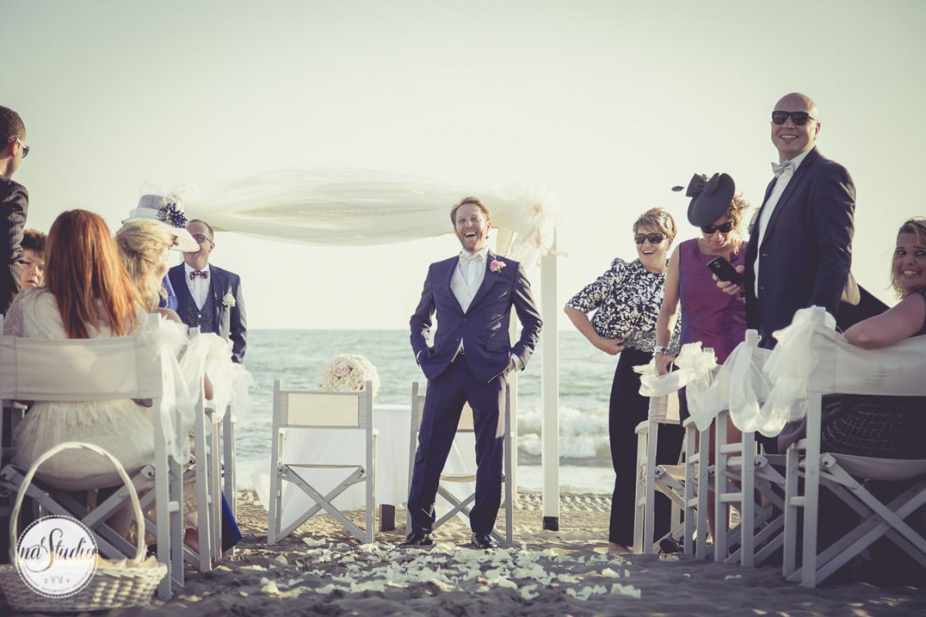 foto 30 Wedding on the beach of Forte dei Marmi