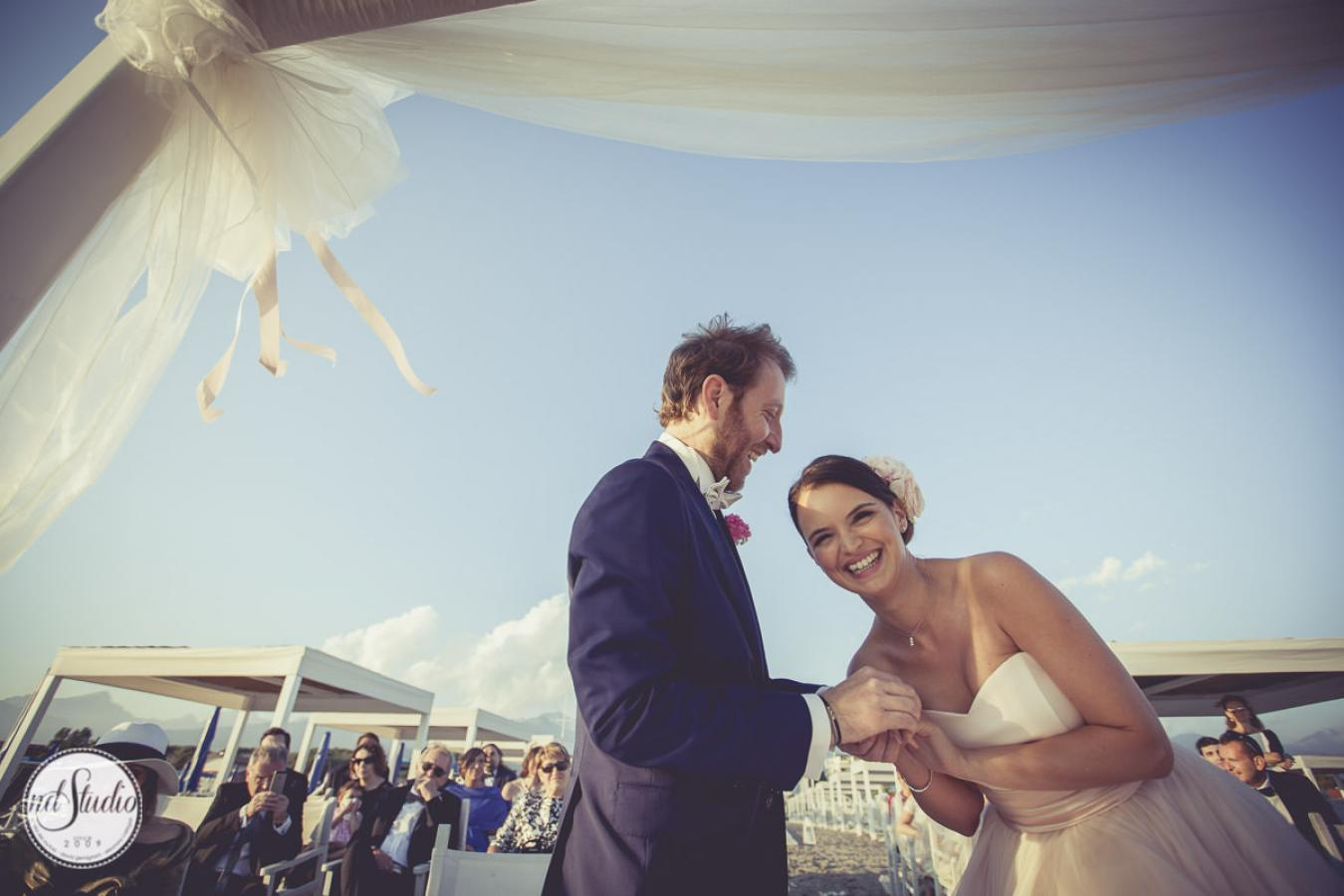 foto 42 Wedding on the beach of Forte dei Marmi