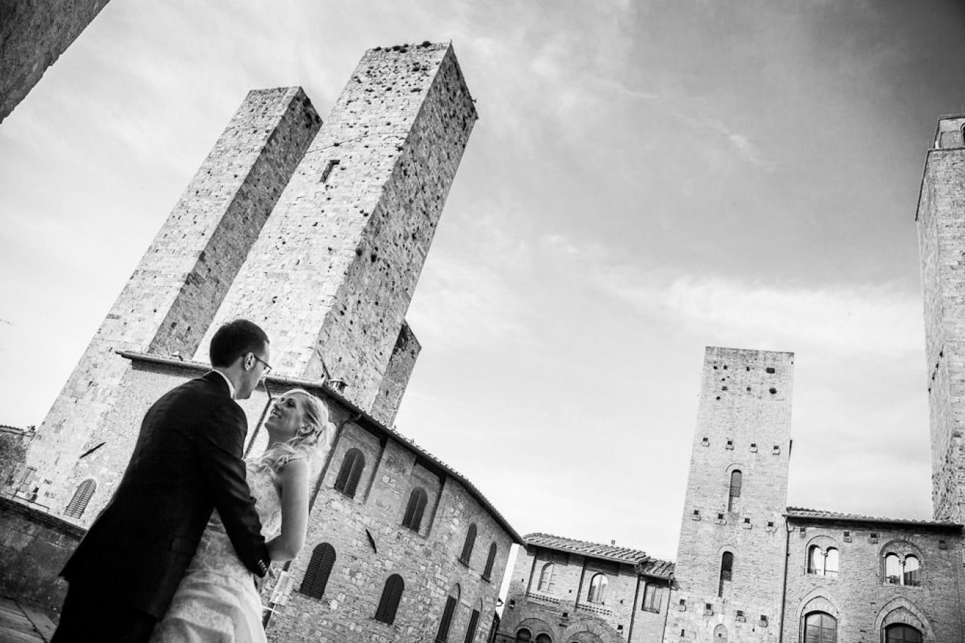 foto 6 Wedding Photography in Tuscany - San Gimignano with Giacomo and Irene