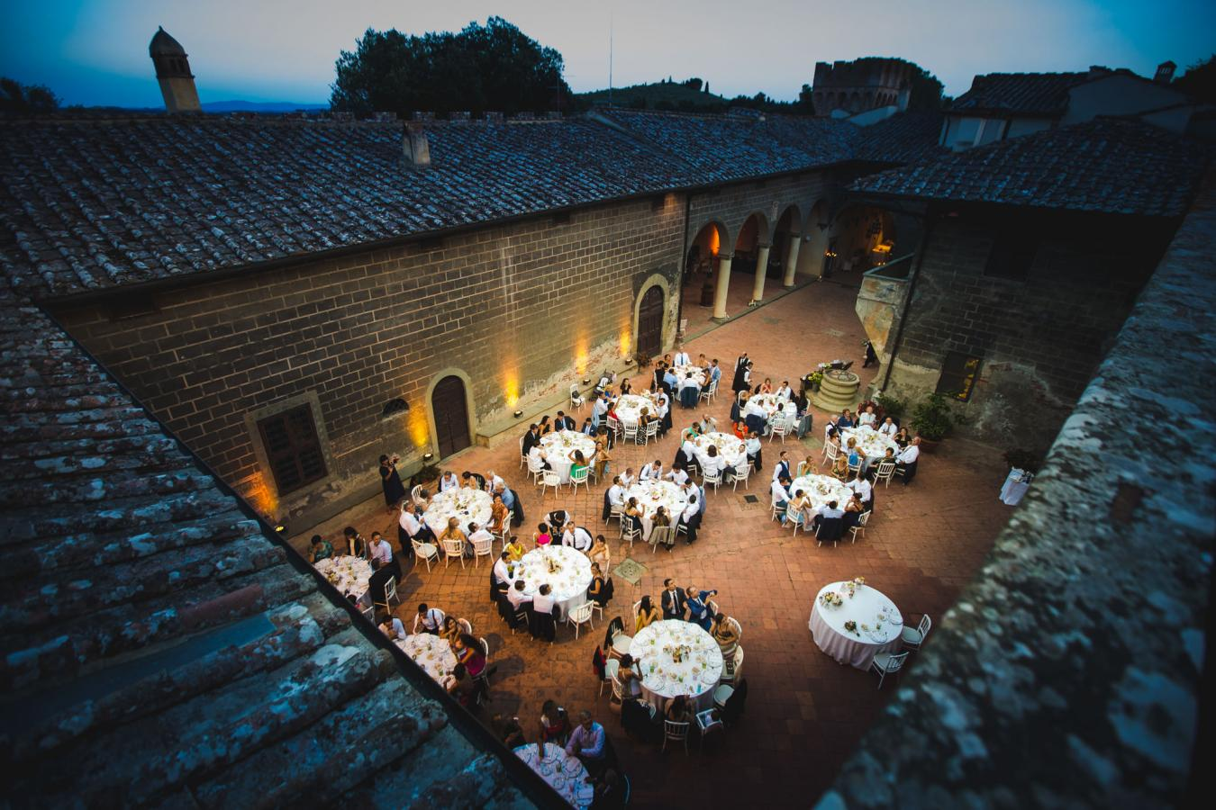 foto 95 Wedding at Castello di Oliveto