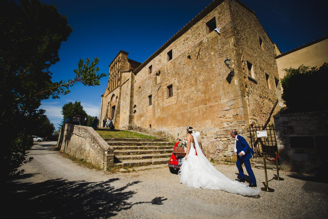 foto 41 Wedding at Castello di Oliveto