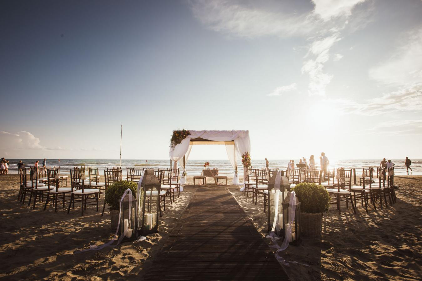 foto 28 Beach Wedding in Forte dei Marmi