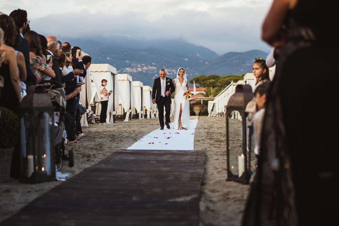 foto 35 Beach Wedding in Forte dei Marmi