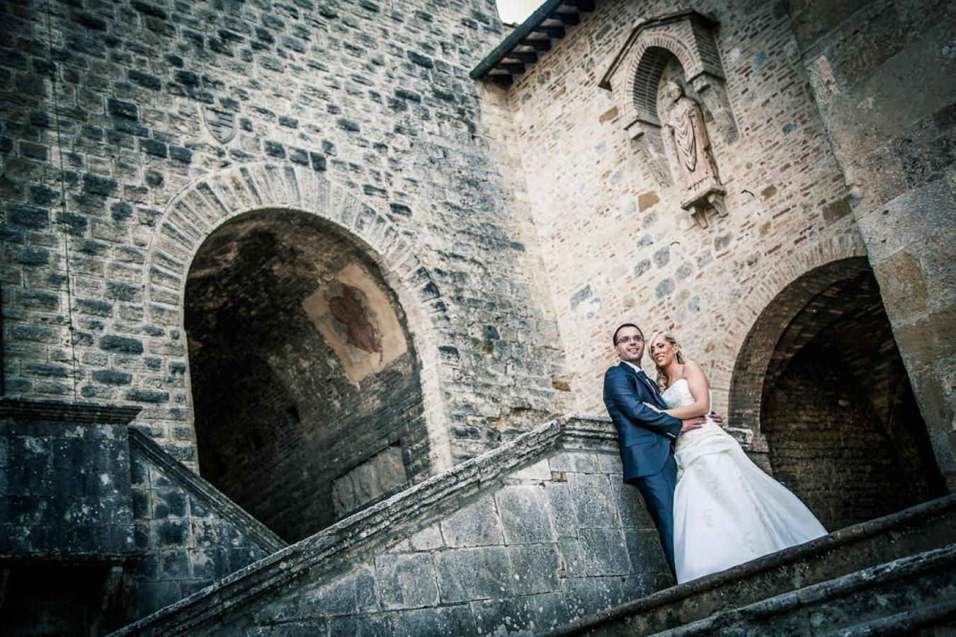 foto 3 Wedding Photography in Tuscany - San Gimignano with Giacomo and Irene