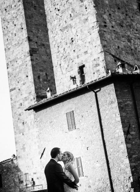 foto 5 Wedding Photography in Tuscany - San Gimignano with Giacomo and Irene