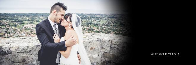 Alessio and Ylenia - Wedding in Tuscany