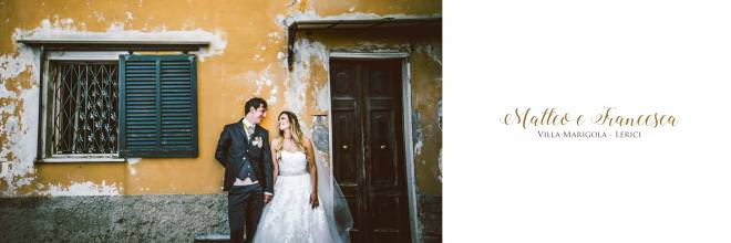 Wedding in Lerici - Villa Marigola