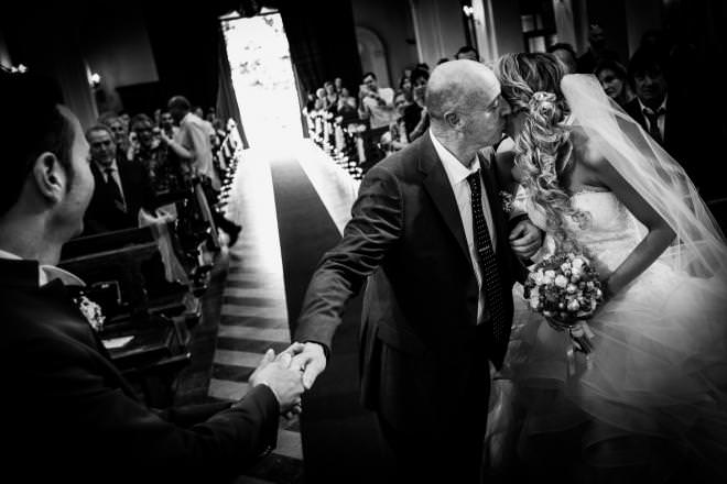 wedding photo in Lucca