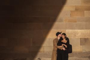 Anteprima 2 Engagement Shooting in Florence