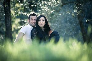 Anteprima 1 Engagement Photoshoot in Tuscany